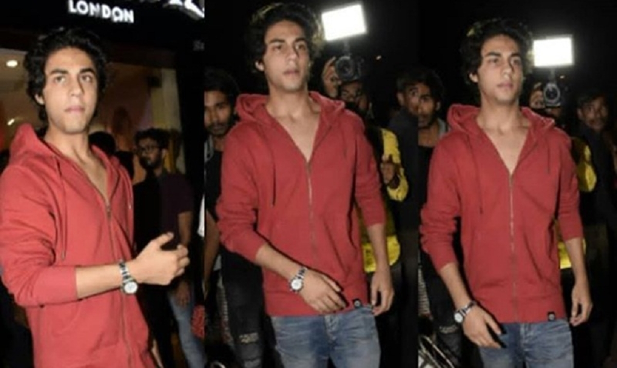 Trollers don't like Aryan Khan wearing mismatched shoes, this is what they have to say