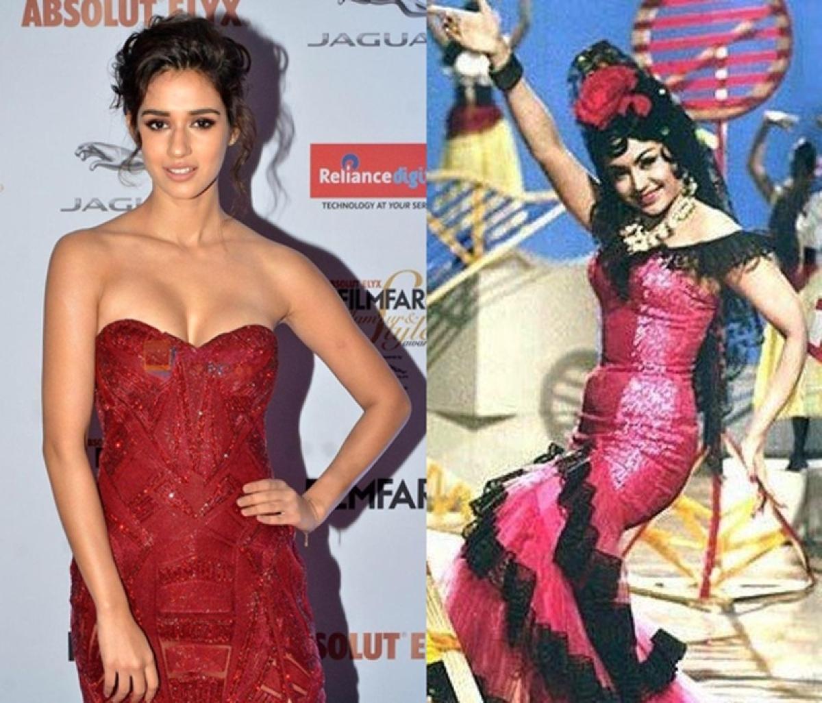 Disha Patani to rock a Helen avatar in Salman Khan's Bharat?