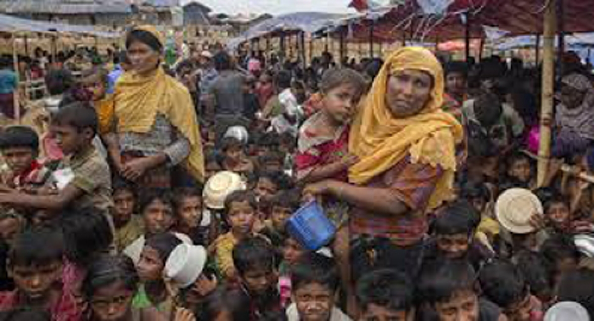 Try Myanmar military chiefs for genocide: UN