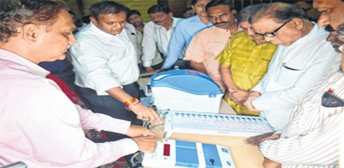 Indore: 1 ,07,375 duplicate voters deleted from voter list, final list to be published in September