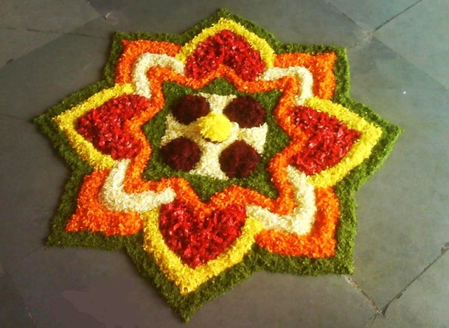 Onam 2018: Beautiful and easy pookalam designs to adorn ...