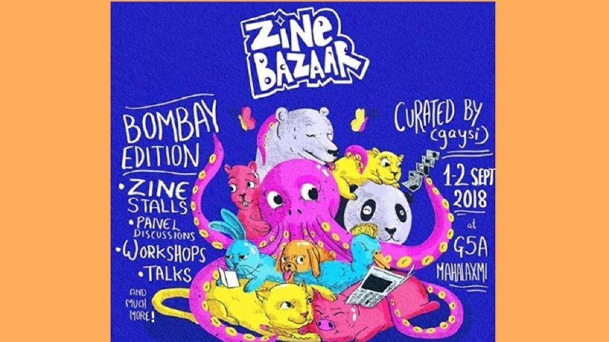 Gaysi Zine Bazaar: Explore identity through zines at this festival in Mumbai