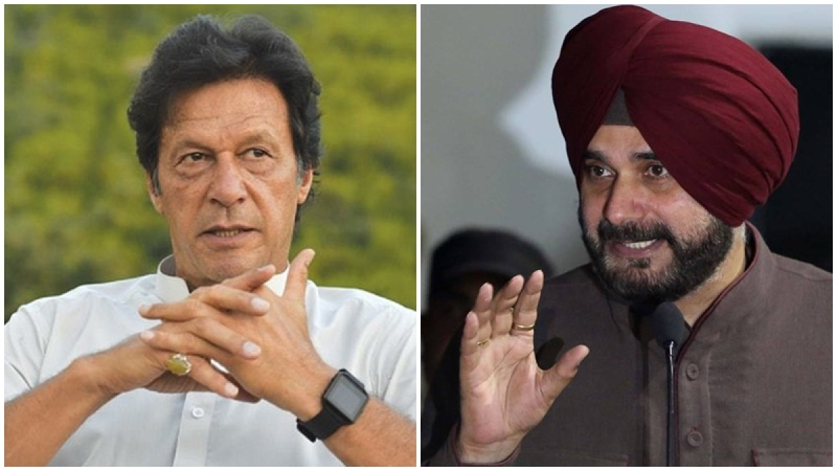 Sidhu likely to attend Imran's swearing-in, Gavaskar may miss