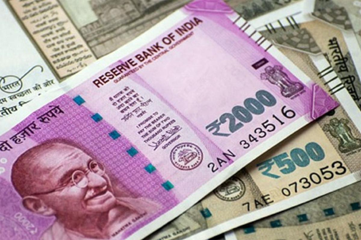 IMF estimates 'real' depreciation of Indian rupee as 6 to 7 percent