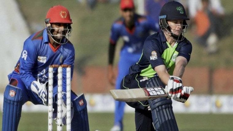 Ireland vs Afghanistan 3rd T20I at Bready Cricket Club LIVE