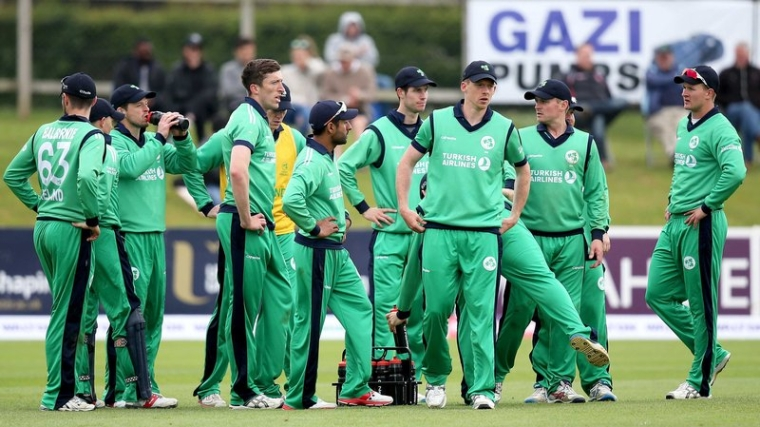 Ireland vs Afghanistan 3rd ODI at Civil Service Cricket Club