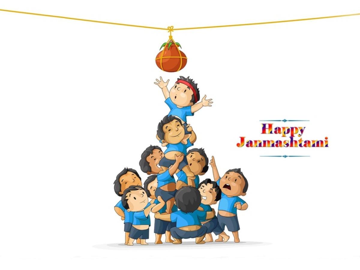 Krishna Janmashtami 2018: Wishes, greetings, images to share on SMS, WhatsApp, Facebook