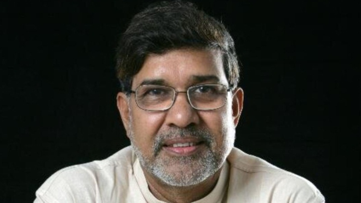 Nobel Peace Laureate Kailash Satyarthi calls on Pope; seeks support for new global law against online child sexual abuse