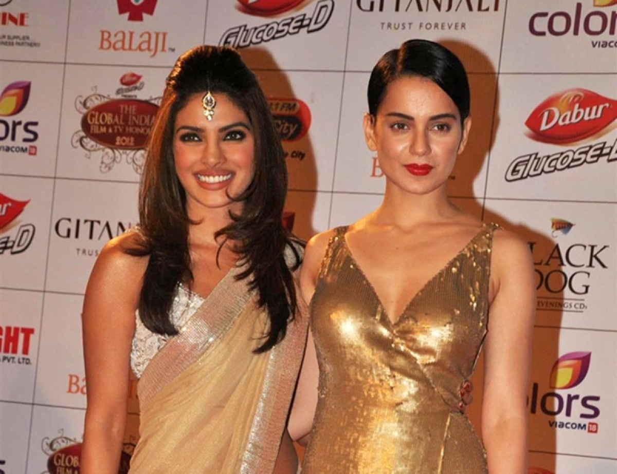 """I spoke to Priyanka Chopra and congratulated her, she seems excited"", Kangana Ranaut on PC-Nick engagement"