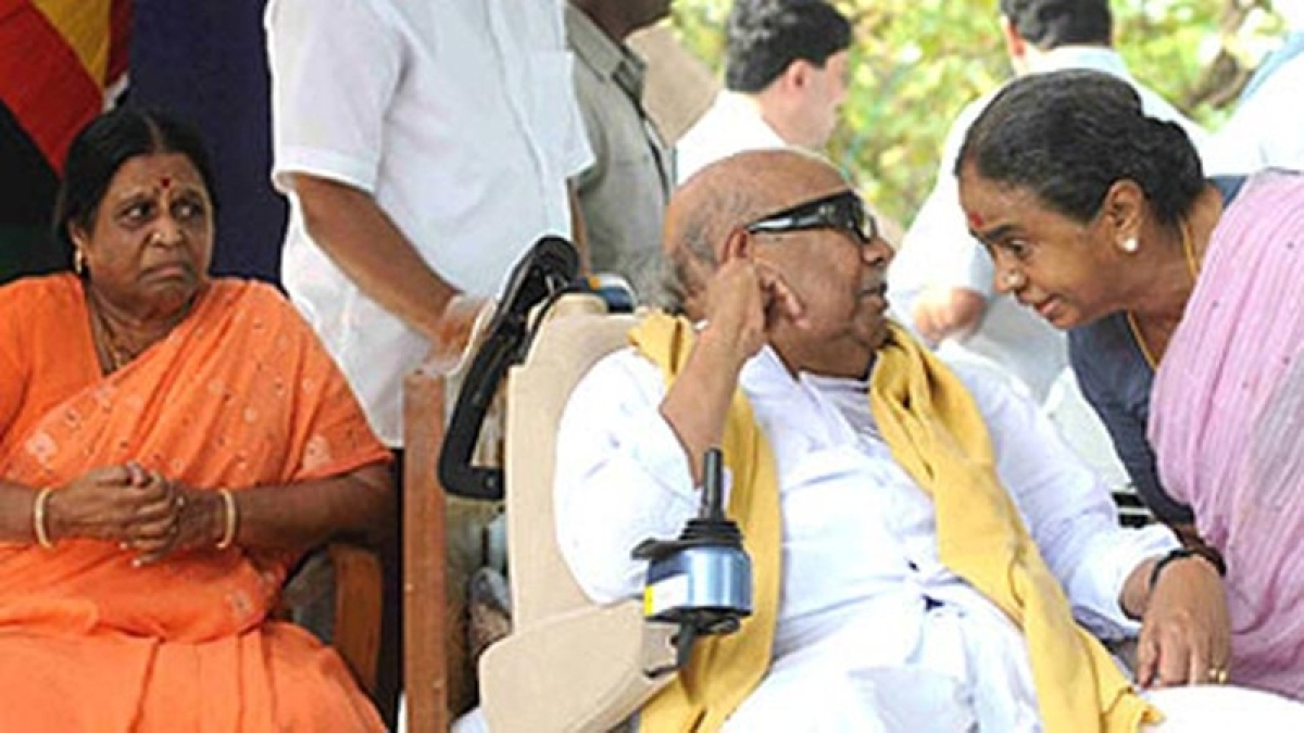 Karunanidhi, the Kalaignar: Everything you need to know about his three marriages!