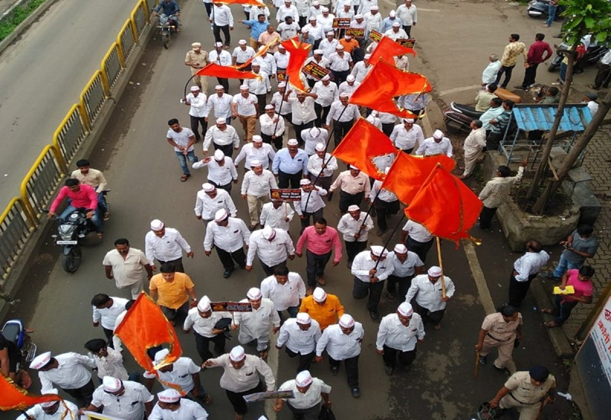 Maratha quota stir: Indefinite protest from today in Pune