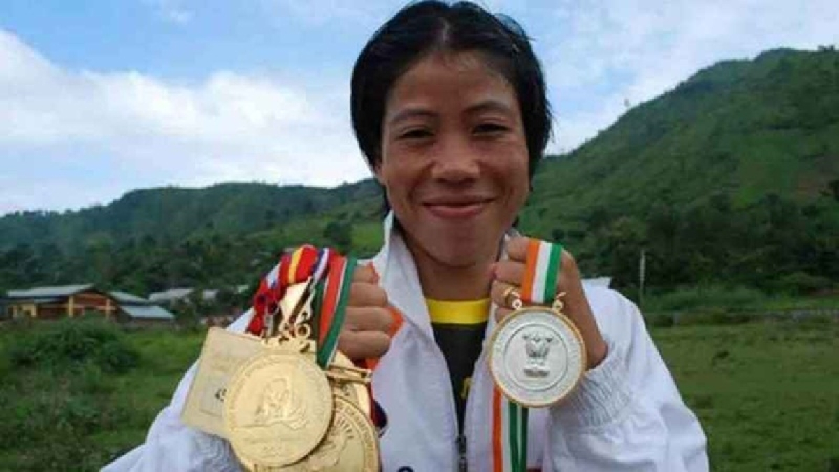 'Beating Mary Kom was a landmark'