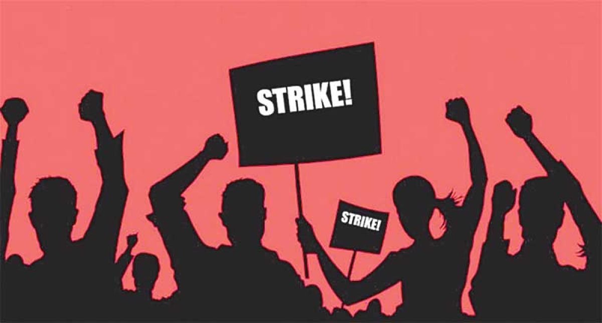 Bankers to strike work for two days in January 2019