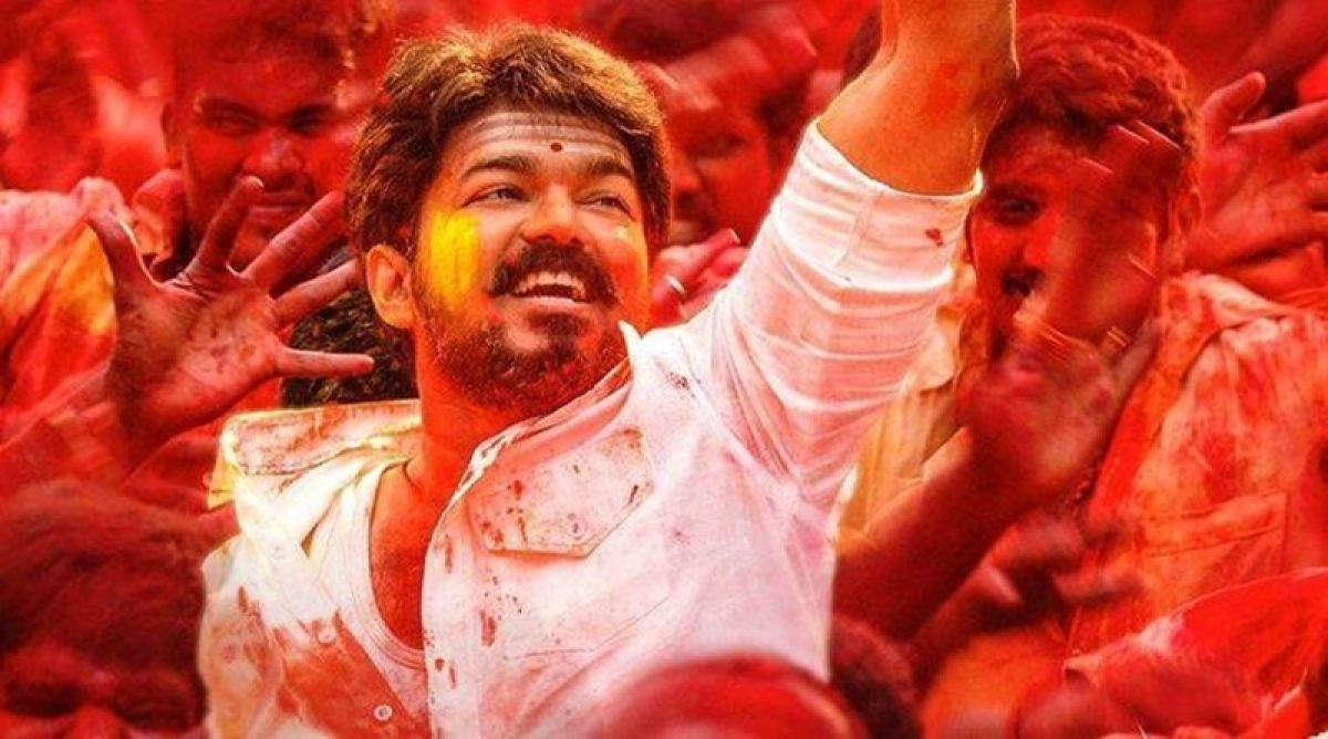 Tamil superstar Vijay's 'Mersal' to release in China