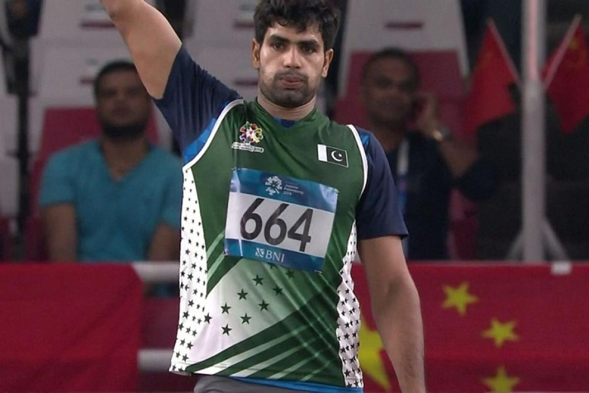 Asian Games 2018: Pakistan's Javelin thrower, Arshad Nadeem wants to emulate Neeraj Chopra