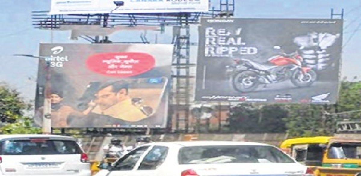 Indore: HC directs railways, IMC to mutually remove hoardings