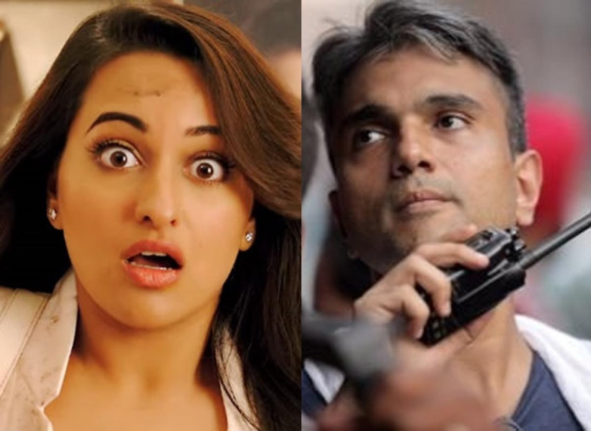 'Happy Phirr Bhag Jayegi' director Mudassar Aziz gets injured due to Sonakshi Sinha