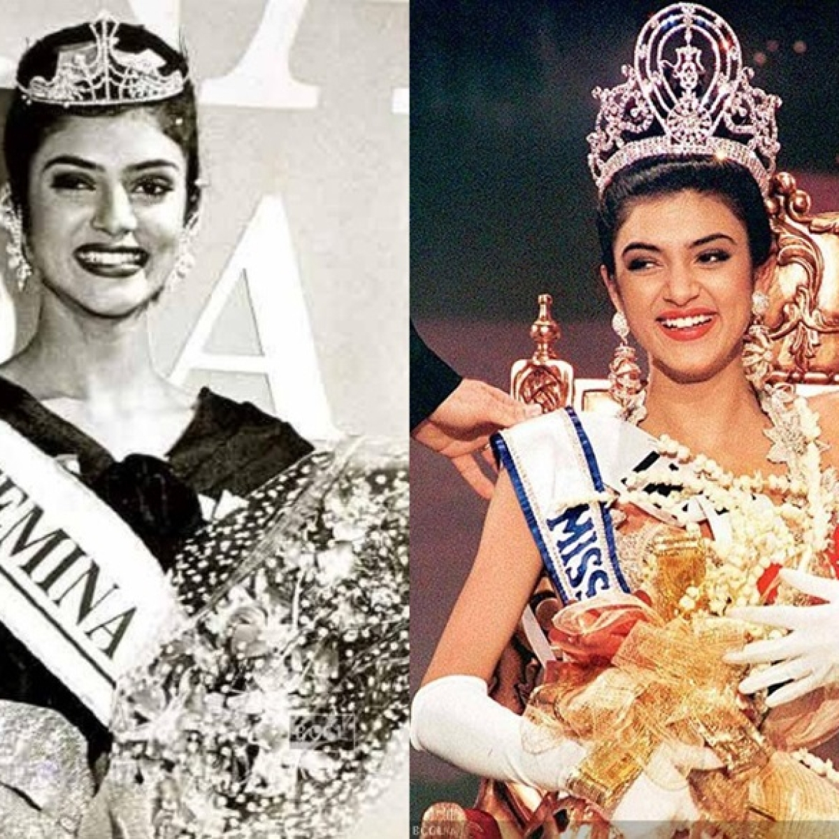 Sushmita Sen Birthday Special: Actress' Miss India gown's Sui Dhaaga tale will leave you amazed