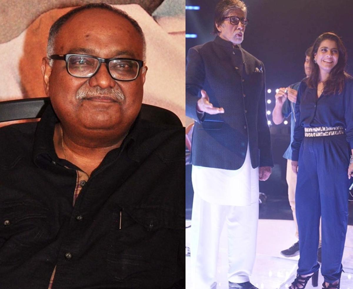 Despite dengue, 'Helicopter Eela' director Pradeep Sarkar leaves hospital to shoot with Amitabh Bachchan