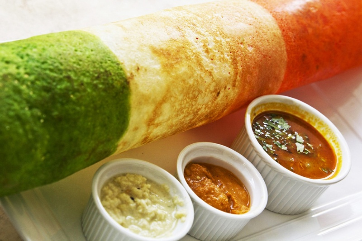 Independence Day: Restaurants serve India on a platter
