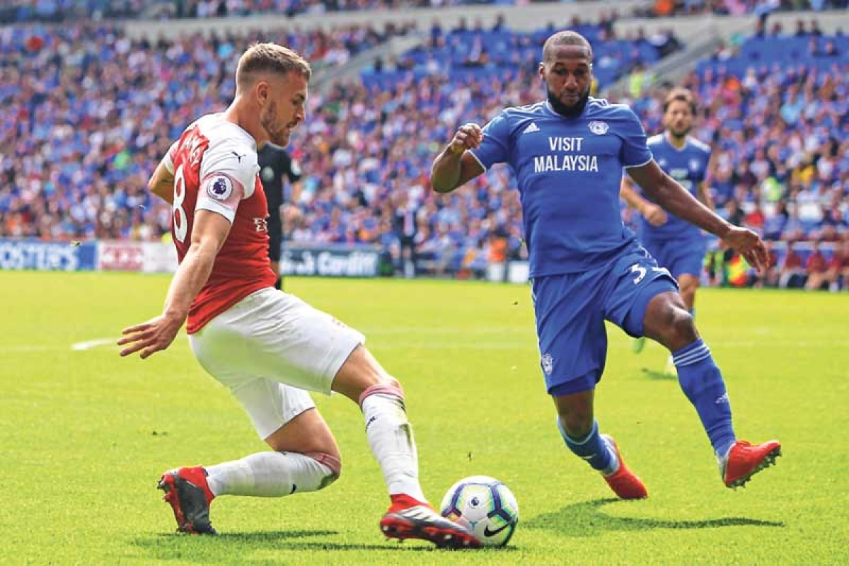 Alexandre Lacazette shines in Arsenal's win
