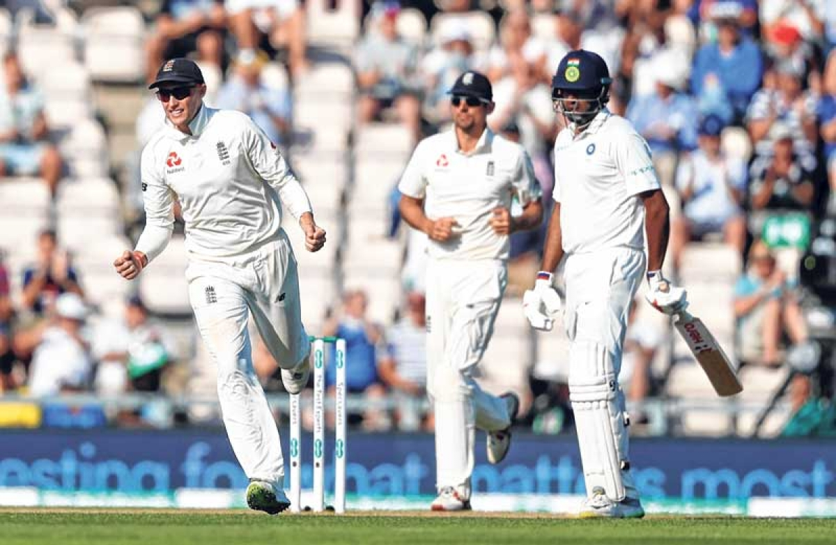 Virat and Co. suffer a 60-run defeat in the fourth Test as England clinch the five-match contest