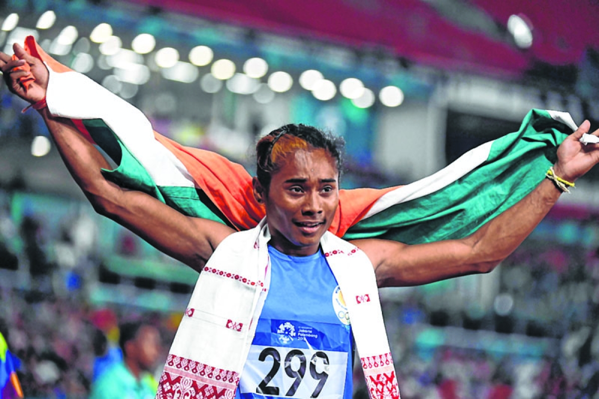 Jakarta Asian Games: Hima Das grabs fifth gold