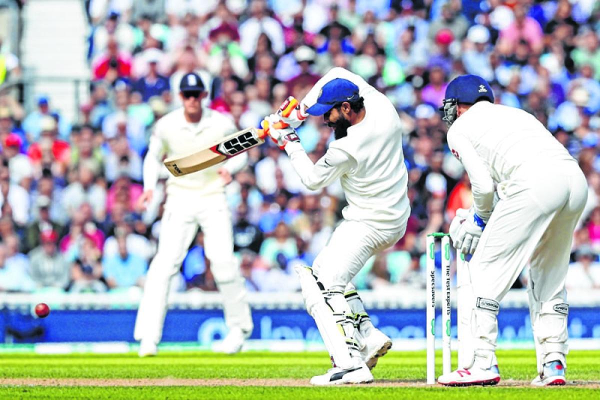 England hold edge over India