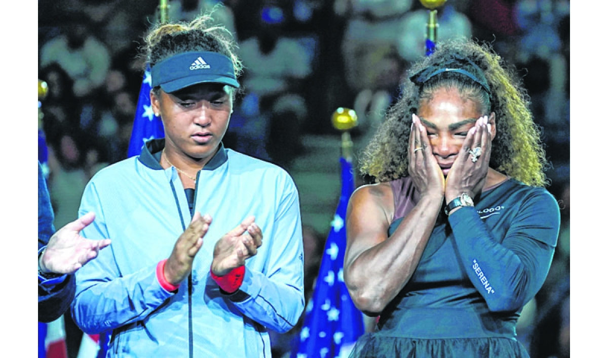 Rogers Cup: Serena Williams, Naomi Osaka set up rematch