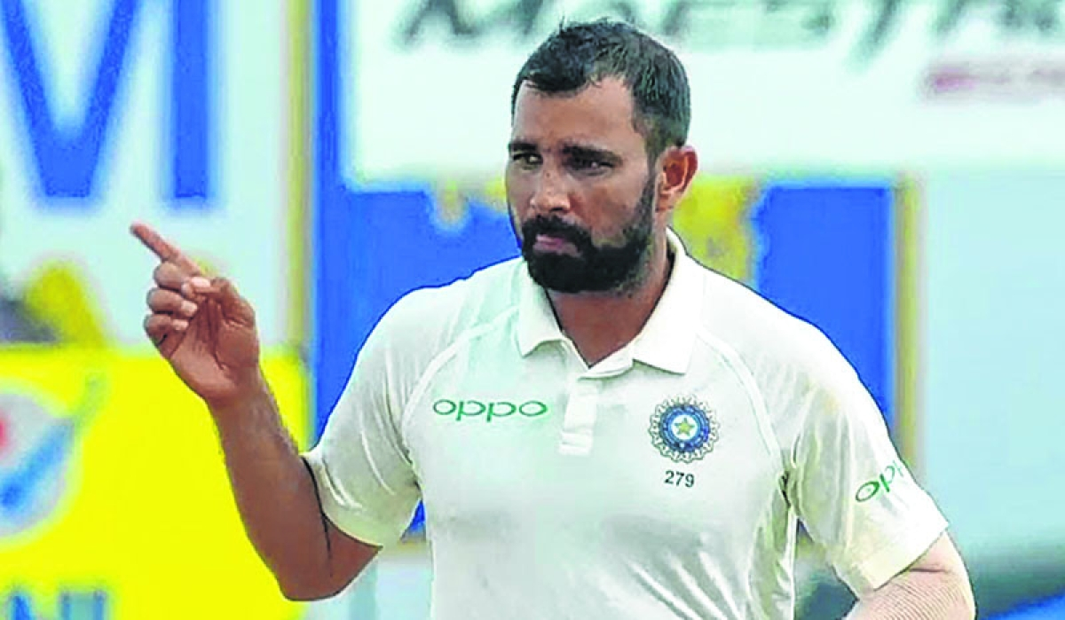 I've learnt how to bowl in away series: Mohammed Shami