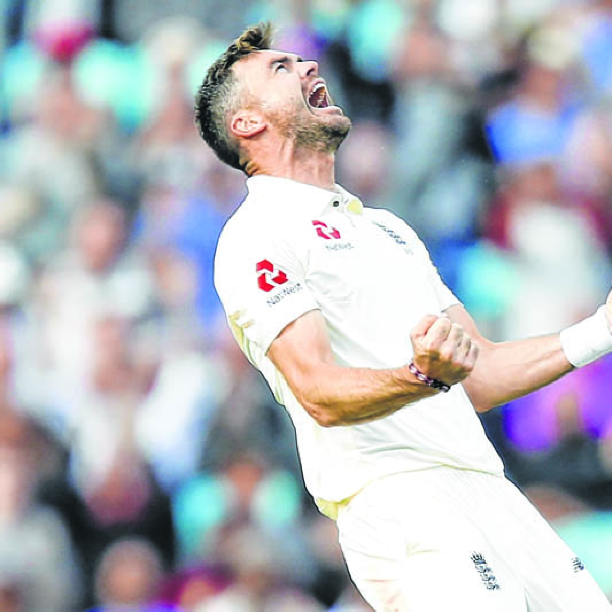 James Anderson becomes fifth Test bowler to achieve this milestone in decade