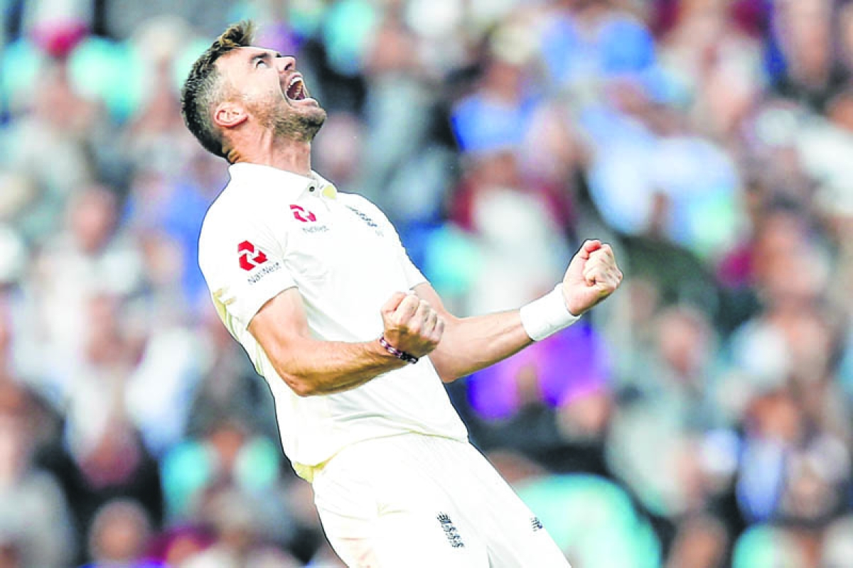 Hope Jimmy continues to terrorise batsmen: Joe Root