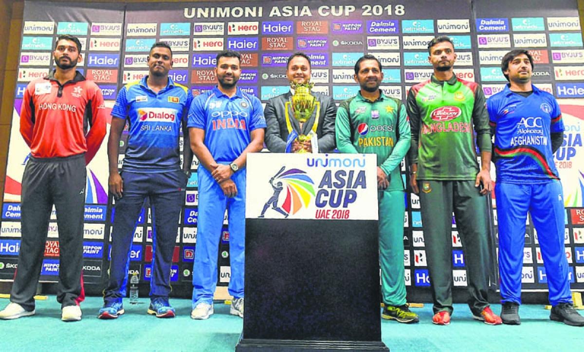 India-Pakistan clash in spotlight
