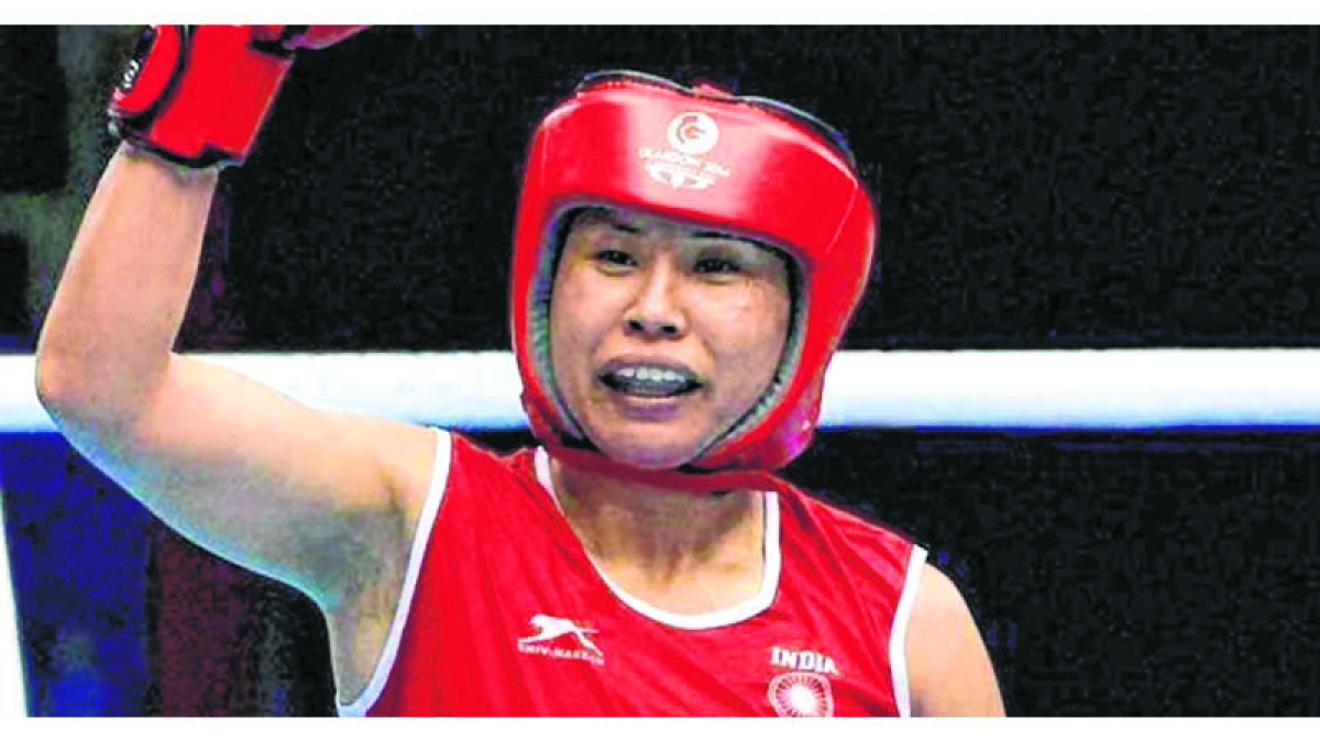 Sarita Devi ends with bronze in Polish boxing tourney