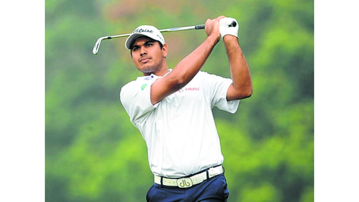 Consistent Bhullar finishes T-8 for sixth Top-10 in eighth starts
