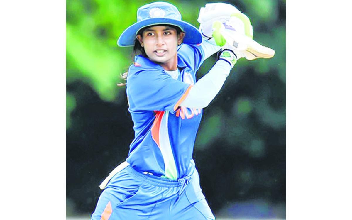 Mithali Raj smashes ton but Lanka beat India