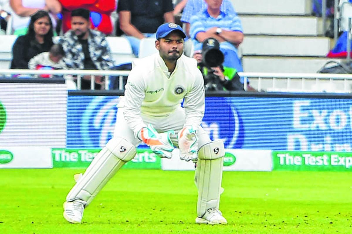 Rishabh is fine batsman but needs to do better job with gloves: MSK Prasad