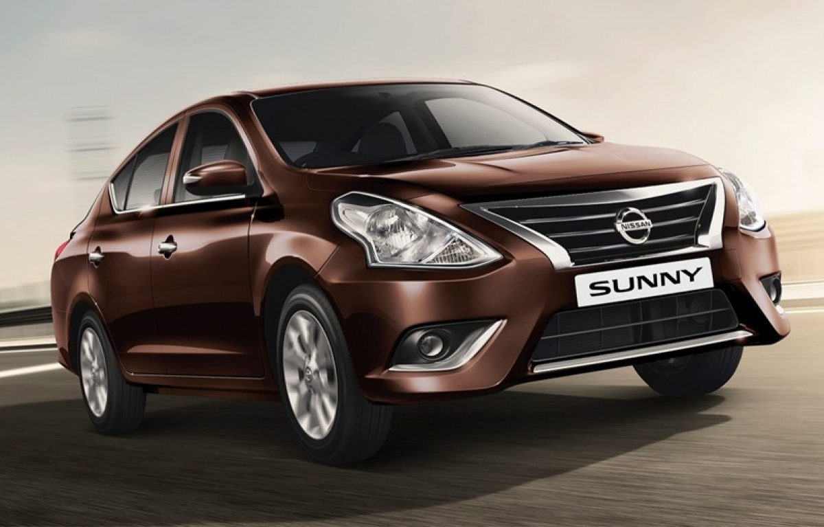 Nissan drives in Sunny variant at Rs 6.99 lakh