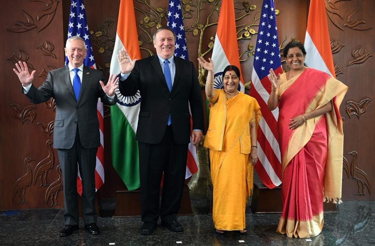 India-Pakistan tension: Pompeo speaks to Sushma Swaraj