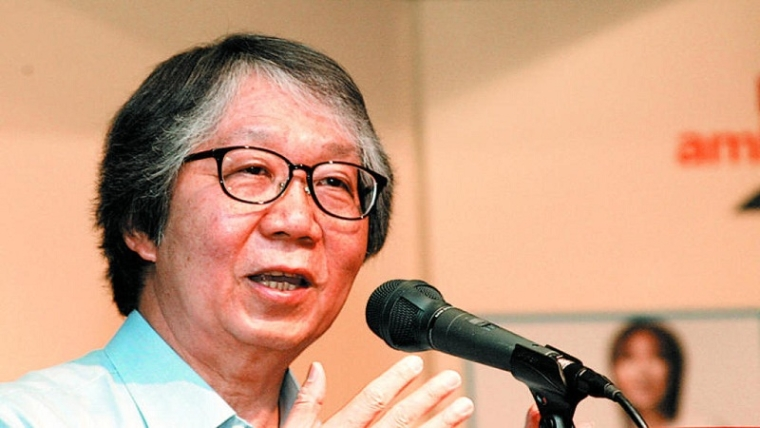 Singapore diplomat Tommy Koh urges repeal of 'antiquated' gay sex law