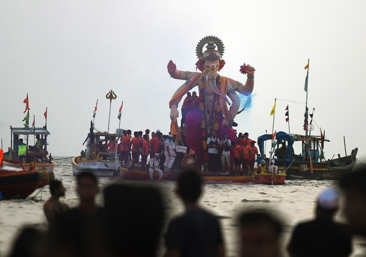 Maharashtra: Ganesh Chaturthi concludes, 11 drown in various districts during immersion procession