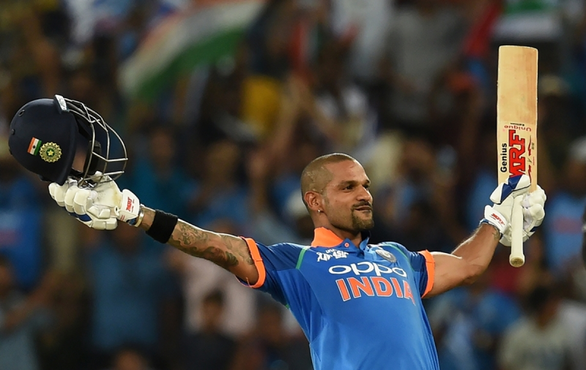 Gabbar returns home! Shikhar Dhawan to play for Delhi Daredevils after 10 years