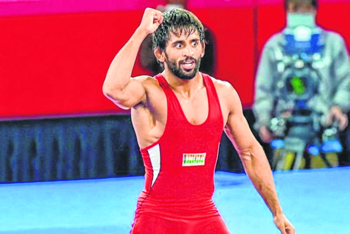 Bajrang gets closer to maiden World Championship gold