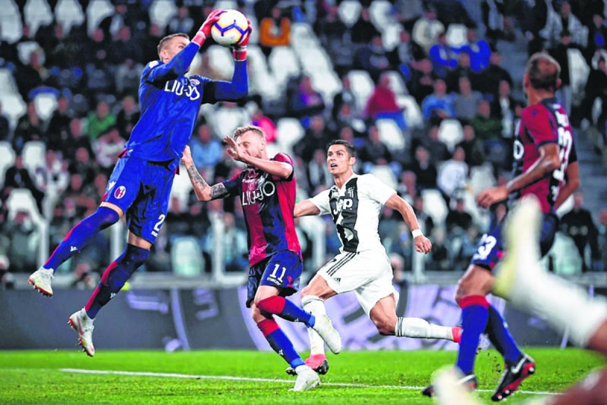 Juve extend winning streak
