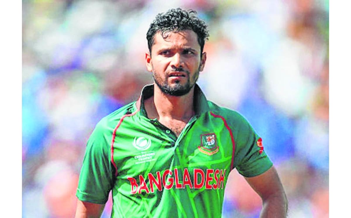 We need to improve our batting and bowling, says B'desh skipper