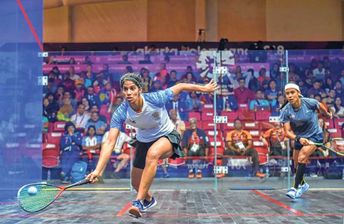 Asian Games : Women's team in squash final, bronze for men