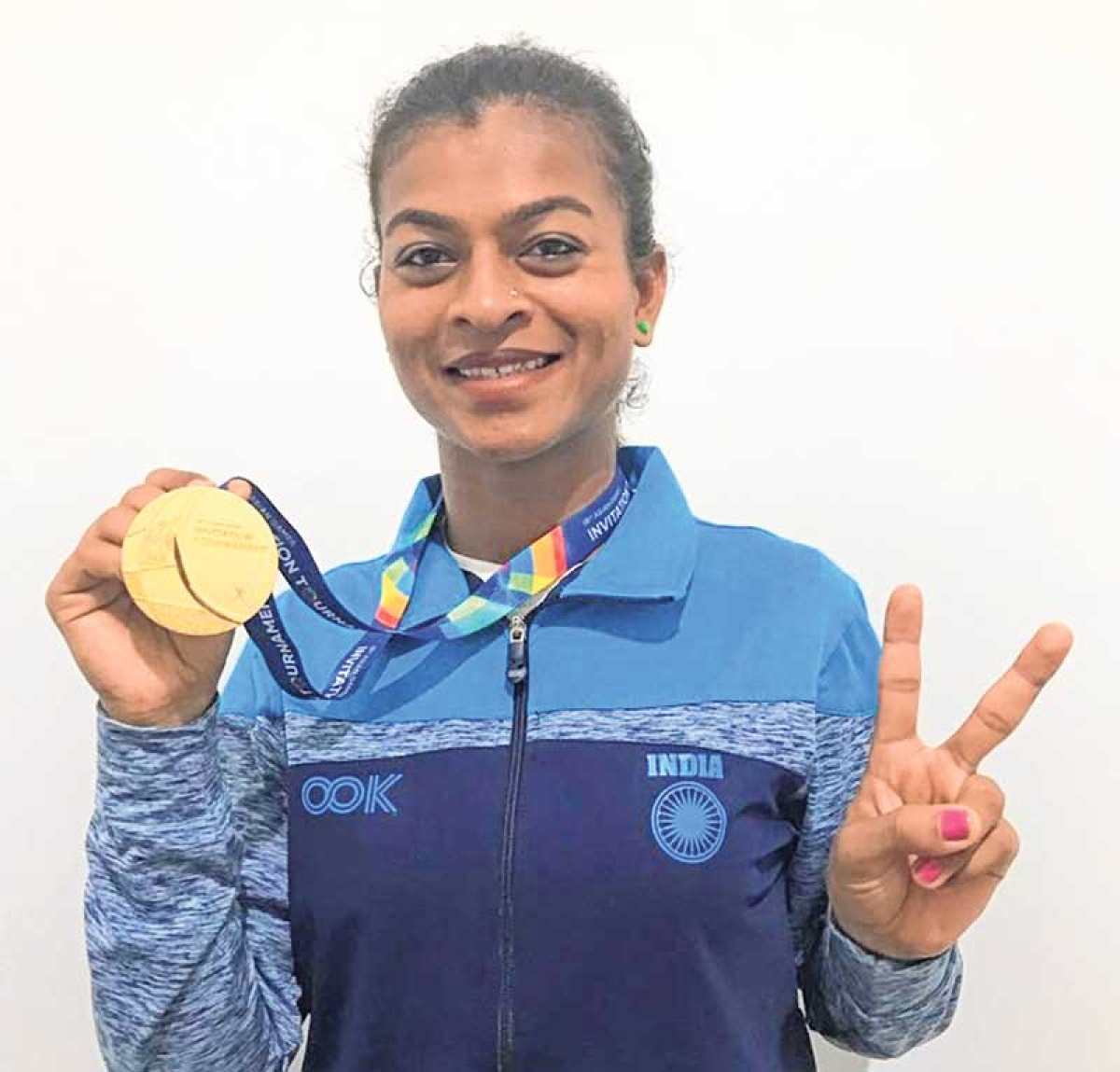 Asian Games : Sarita's journey: From running barefoot to winning gold