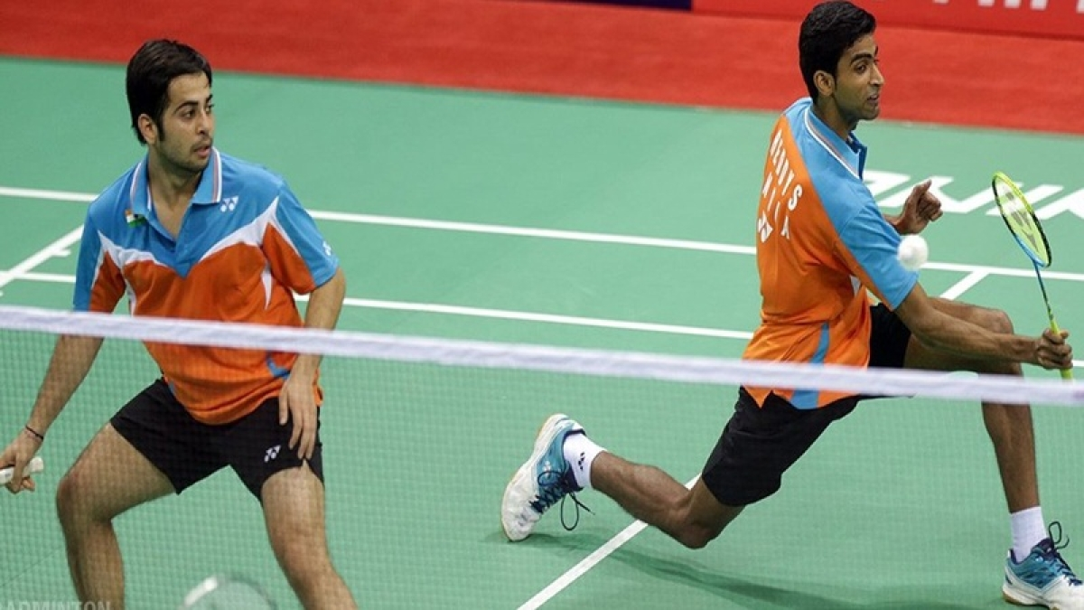 Japan Open: Shuttlers Manu Attri and Sumeeth Reddy outclass Malaysian team to enter quarterfinals in men's double