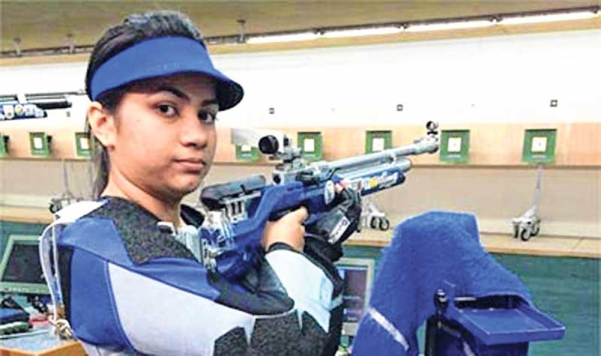 ISSF World Championship – Anjum Moudgil and Apurvi Chandela secure first two Tokyo Oly quotas