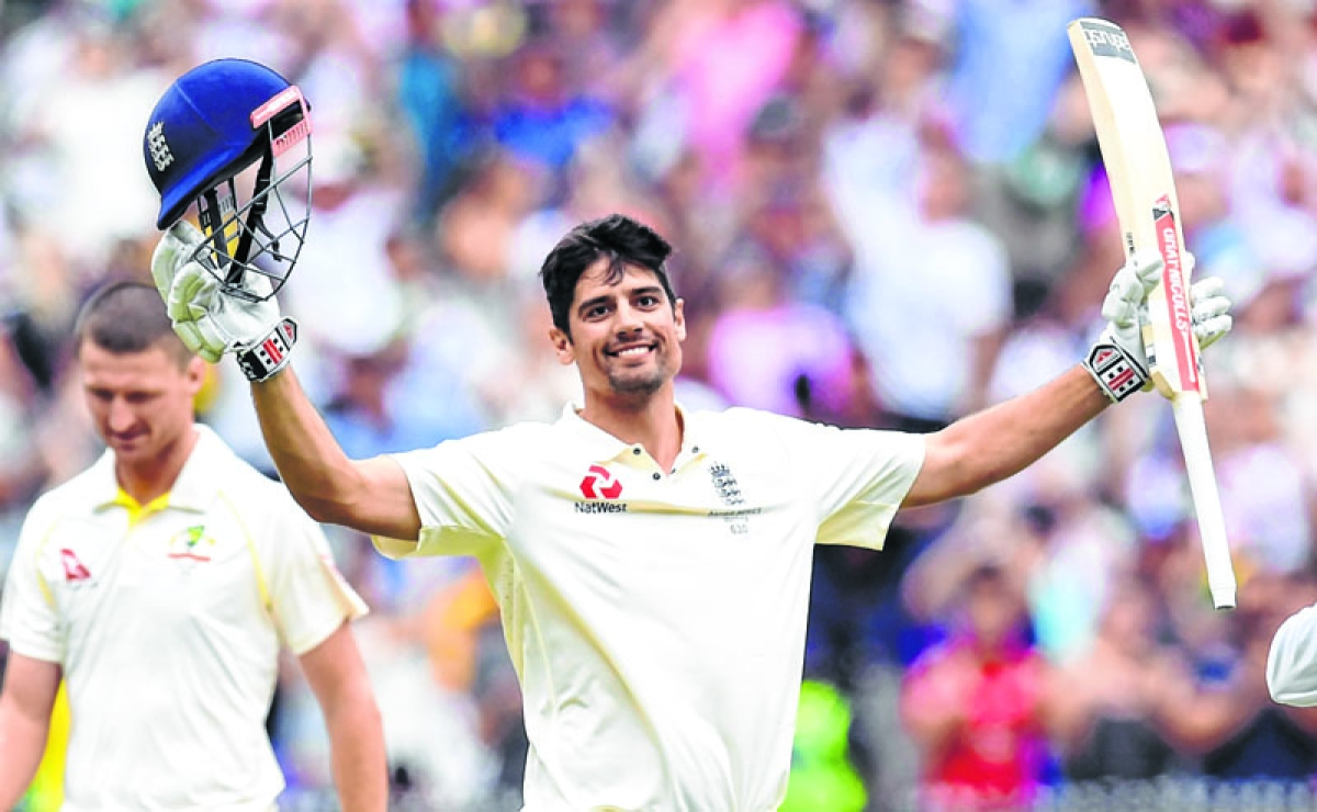 I will thank Bumrah for a while for that overthrow: Alastair Cook